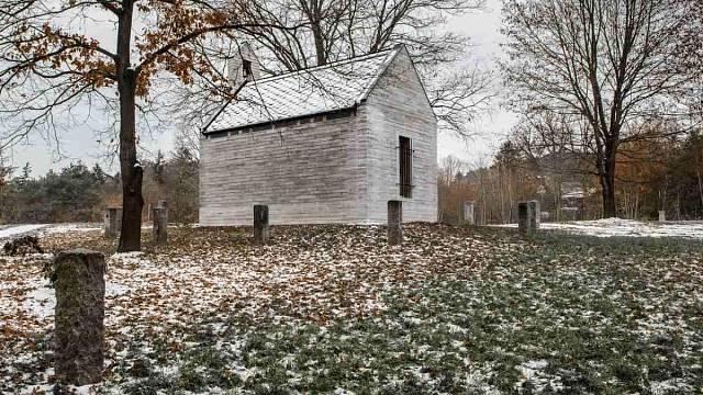 Rodinná kaple / OTA atelier, foto: Tomáš Slavík