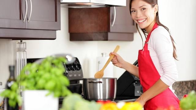 Kuchyně bez úchytek 4