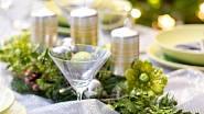 Jak prostřít vánoční stůl?