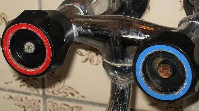Oprava vodovodního kohoutku