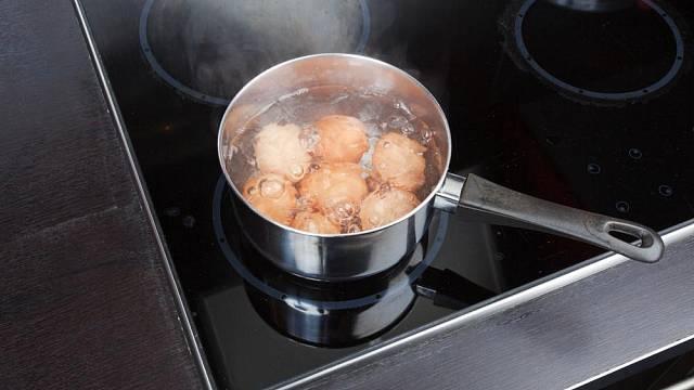 Vaření vajec