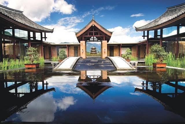 Hotel Lijang - Čína