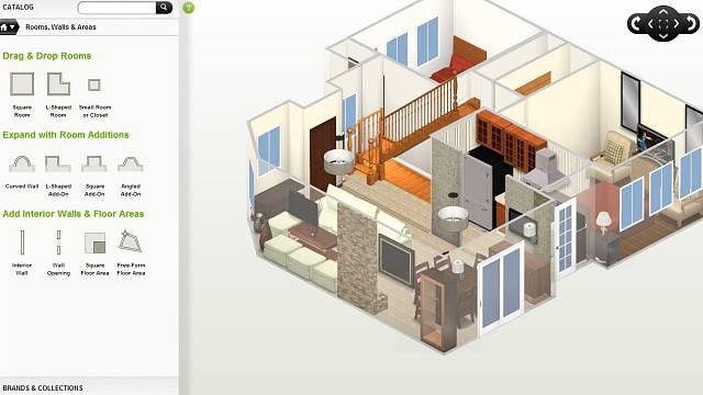 Interiérové plánovače 1