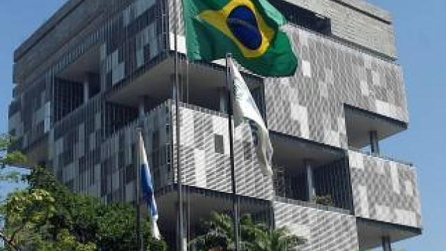 Sídlo Petrobrasu v Rio de Janeiru
