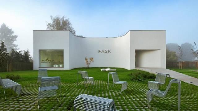 Pavilon skla v Klatovech (Atelier 25). Foto: Ivan Němec