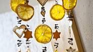 Pomerančové závěsy