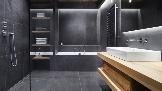 Navodit dojem betonové stěny se dá na téměř každém povrchu. Stěrku Imitace betonu lze realizovat ve velké škále odstínů. Cena na dotaz.