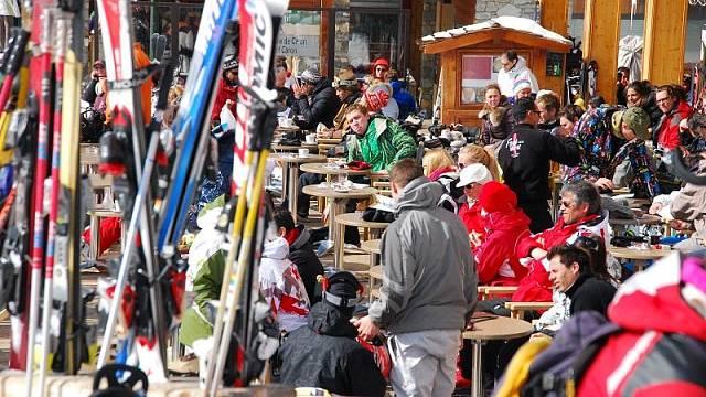 Foto: Swissimage a OT Val Thorens