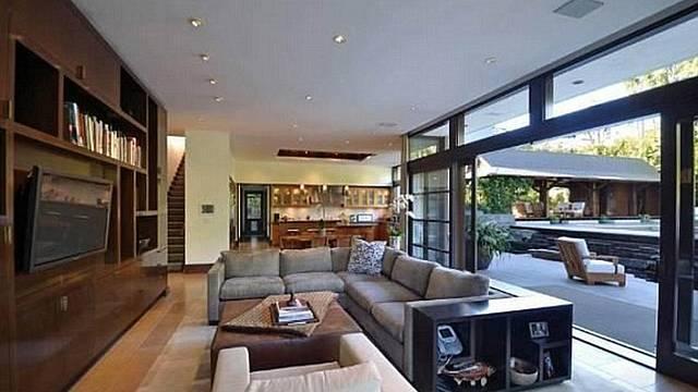 Bývalý dům Matta Damona v Los Angeles
