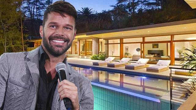 Dům Rickyho Martina