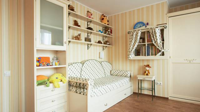 Dětský pokoj podle Feng Shui 2