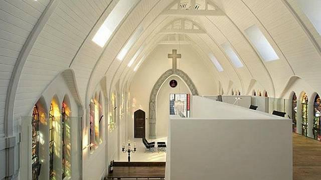 Loft z kostela
