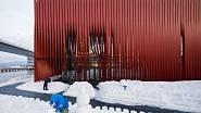 Světová architektura: Nebuta centrum 7