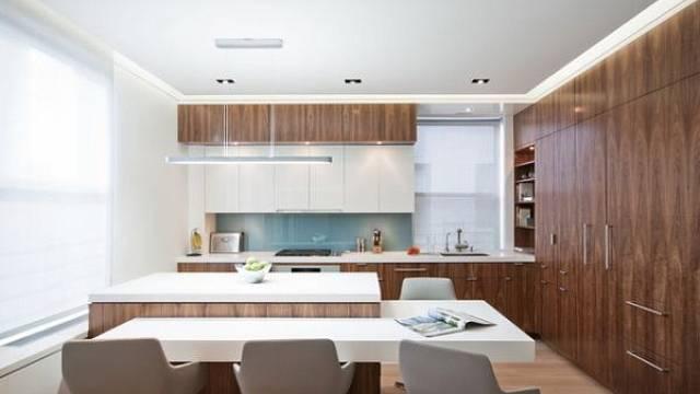 Kuchyně do L 8
