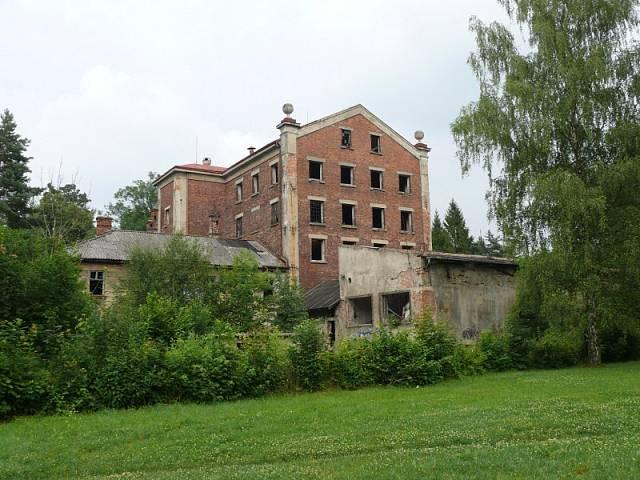 Janečkův mlýn 1