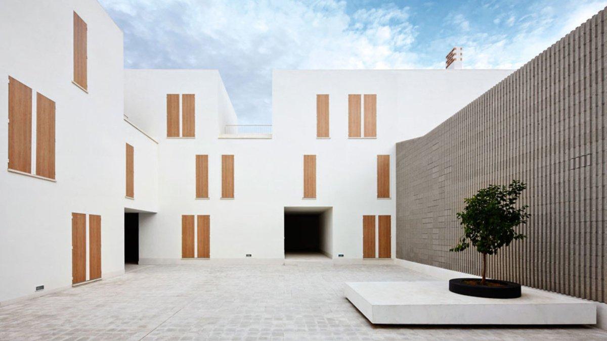 Stavba pro sociální bydlení