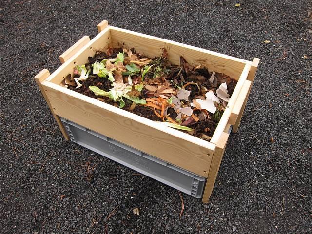 Domácí kompostér 8