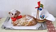 Co by byly Velikonoce bez beránka? Krásná, veselá a ještě navíc jedlá dominanta velikonočního stolu.