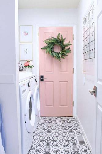 Dveře v barvách