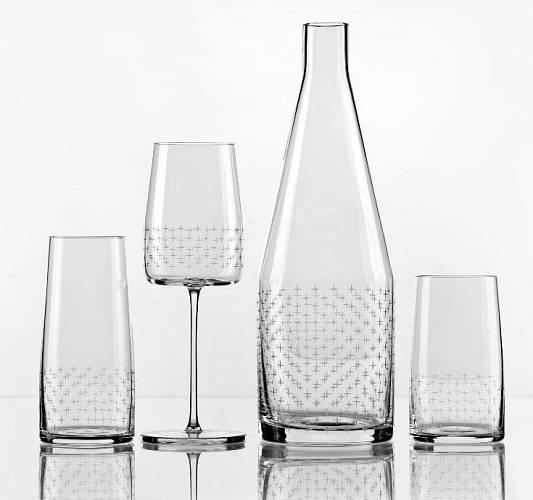 Kolekce broušeného skla od Dana Gonzálese
