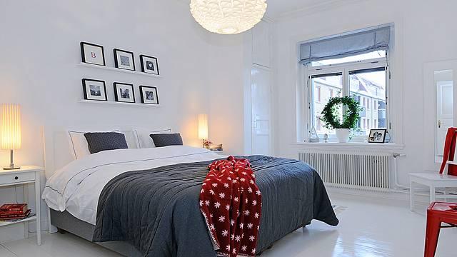 Skandinávská ložnice 3