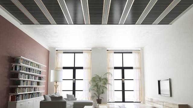Fólie pro stropní vytápění ECOFILM C / Fenix Group