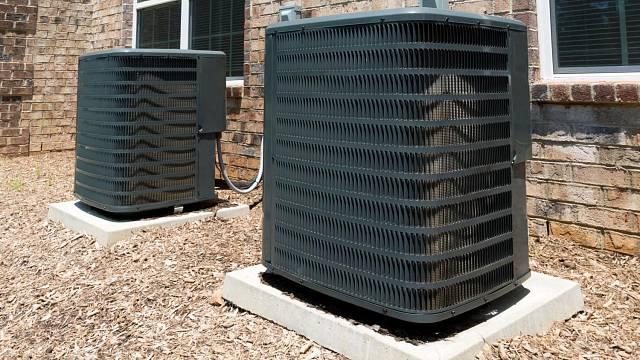 Venkovní jednotky splitové klimatizace mohou být ukryty ve vlastních elegantních boxech
