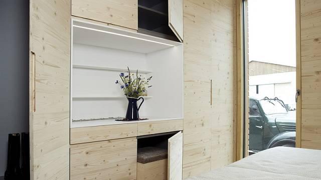 Dřevěný domek  8