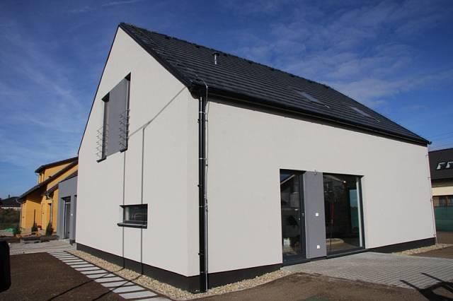 Dům postavený za jeden měsíc 2