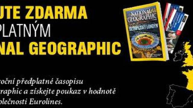 National Geographic - předplatné