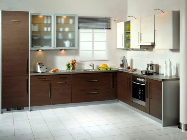 inspirace 15 kuchyn ve tvaru p smene l d m a zahrada bydlen je hra. Black Bedroom Furniture Sets. Home Design Ideas