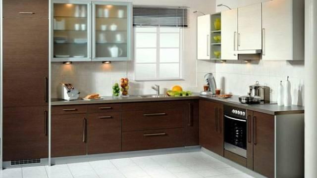 Kuchyně do L 10