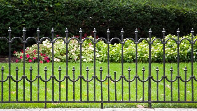 Výška plotu 3