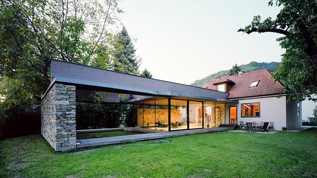Netradiční architektura: Vila SK 1