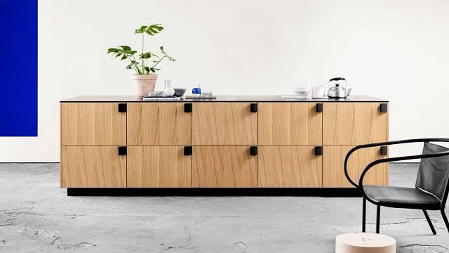 Hacknutá kuchyně z IKEA - BIG
