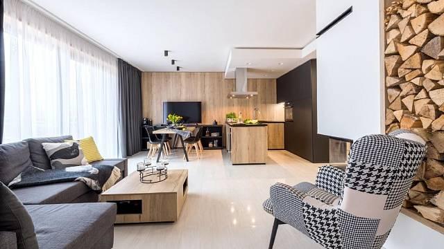 Apartmán u sjezdovky