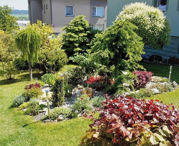 Krásná zahrada - Pardubický kraj