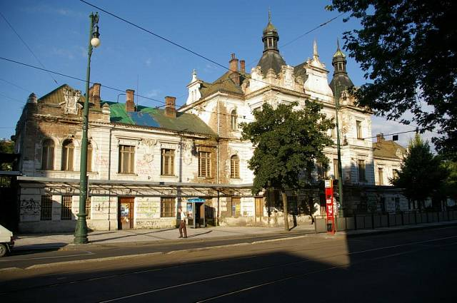 Nádraží Vyšehrad - 10.7.2012 7