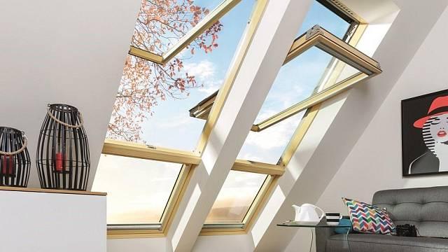 výklopně-kyvné okno