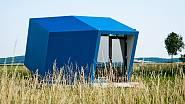 Netradiční architektura: Hypercubus 4