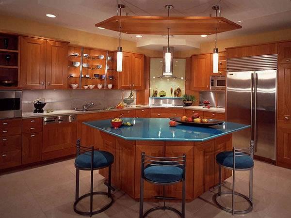 Kuchyňské ostrůvky 28