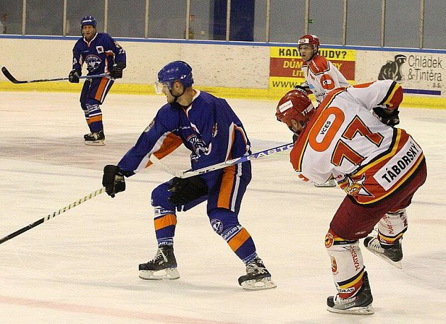 HC Stadion Litoměřice - HC Hradec Králové  6:1.