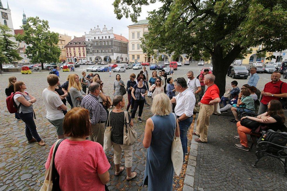 Bohemisté z celého světa navštívili Litoměřice