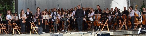 Litoměřická letní filharmonie zahájila první kulturní léto