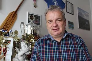 Starosta Štětí Tomáš Ryšánek.