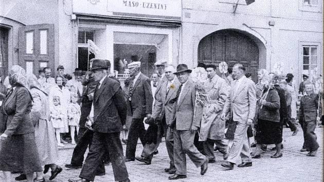 Volný čas obyvatel obce Počeplice u Štětí.