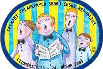 Logo dubnového setkání.