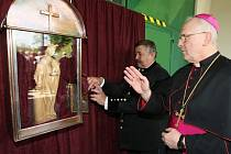 Svěcení sv. Barbory v Richardu.