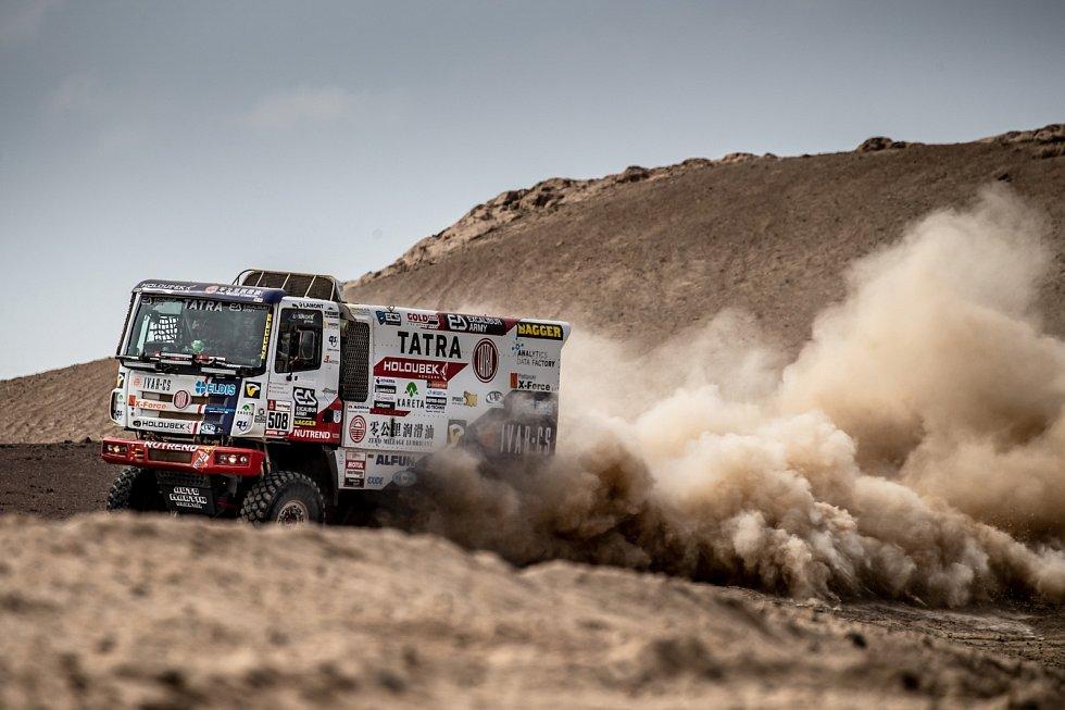 Rallye Dakar 2019.