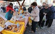 Farmářské trhy v Roudnici nad Labem